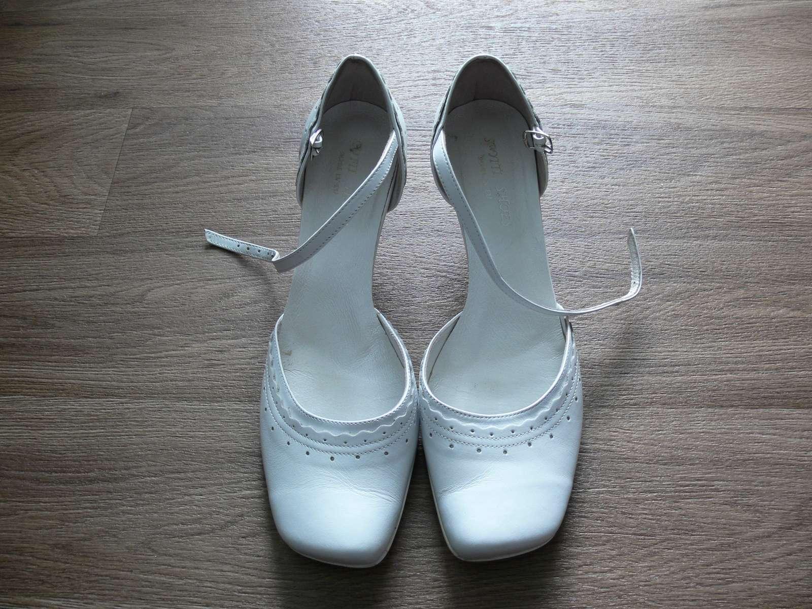a2e166dbe59 Svatební boty dámské