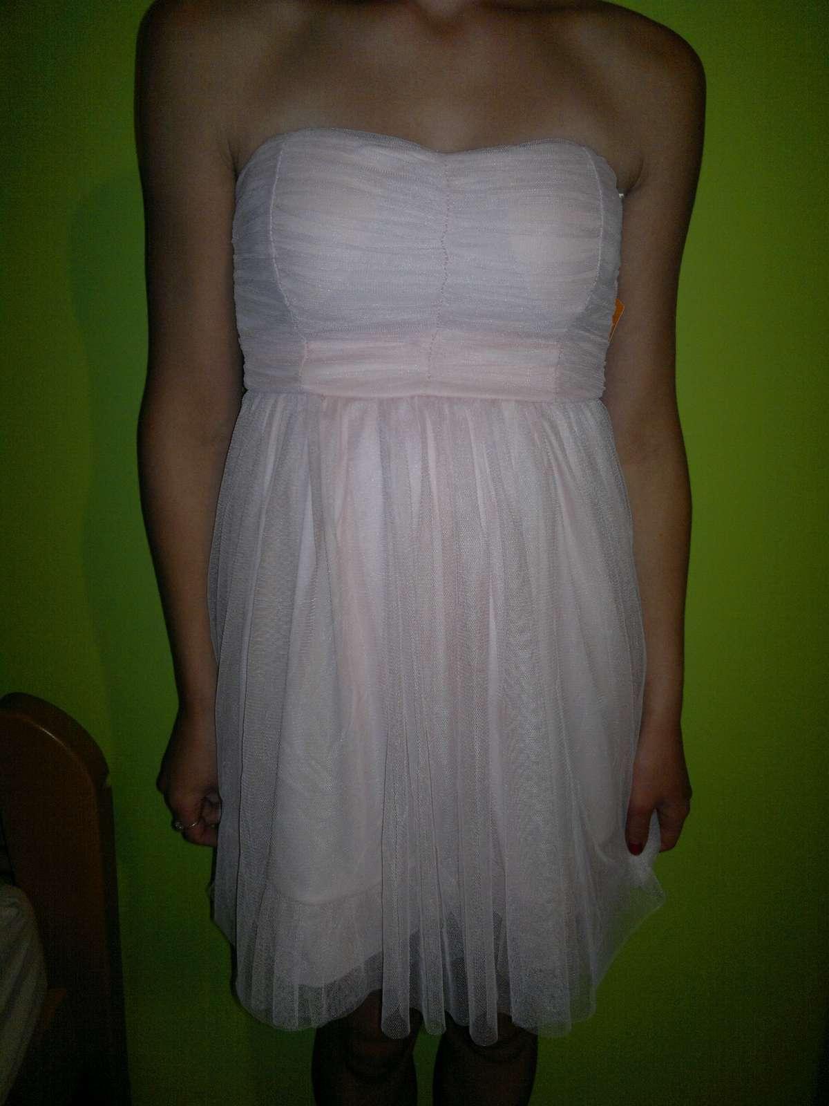 121a09b49052 Slabo-ružové šaty