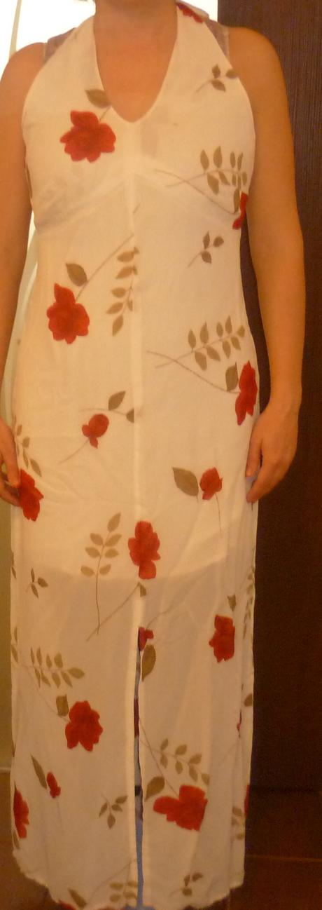 dlhé šaty, M