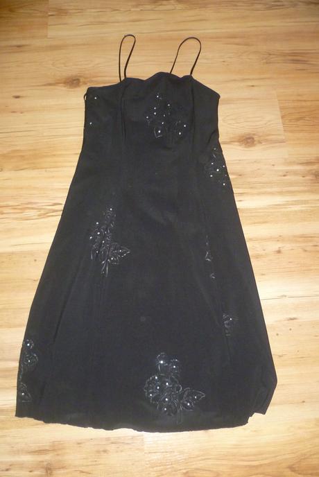 krátke šaty - vzadu šnúrovačka, 36