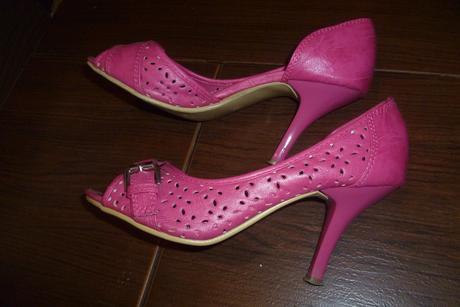 ružové lodičky, 36