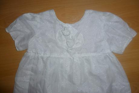 šaty na malú slečnu, 110