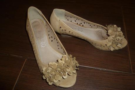 topánky na platforme, 36