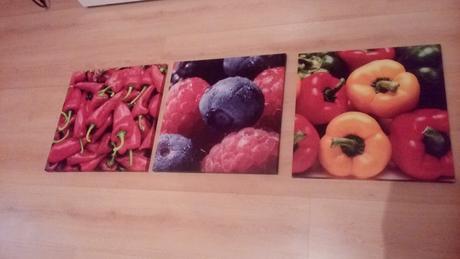 Obrazy do kuchyne-zelenina,ovocie,
