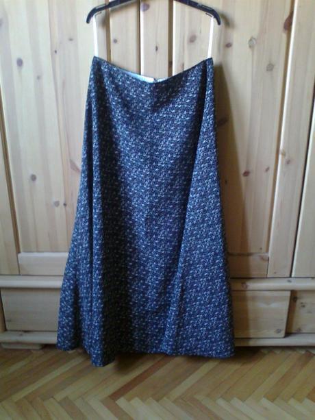 Dlhá spoločenská sukňa, 36