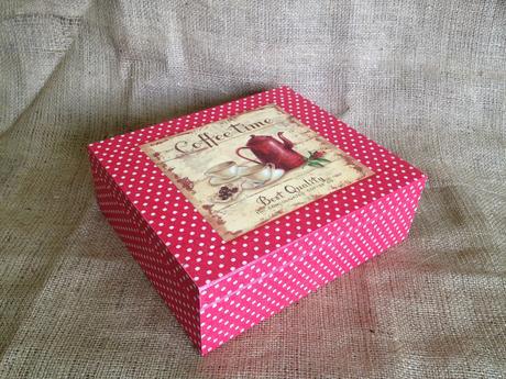 Krabica na čaj,