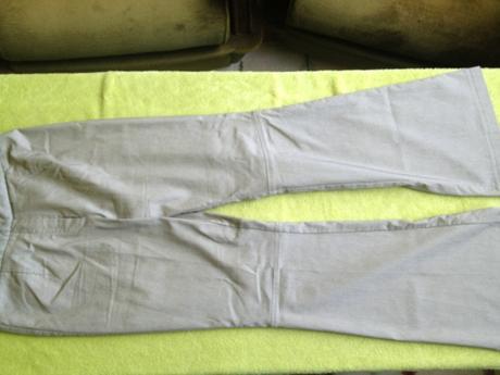 Nohavicový kostým na nižšiu postavu, 36