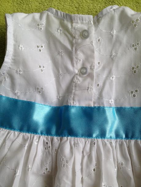 Šaty 3-6m , 68