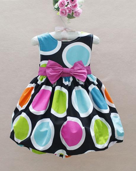 Balónové šaty - skladem, 86