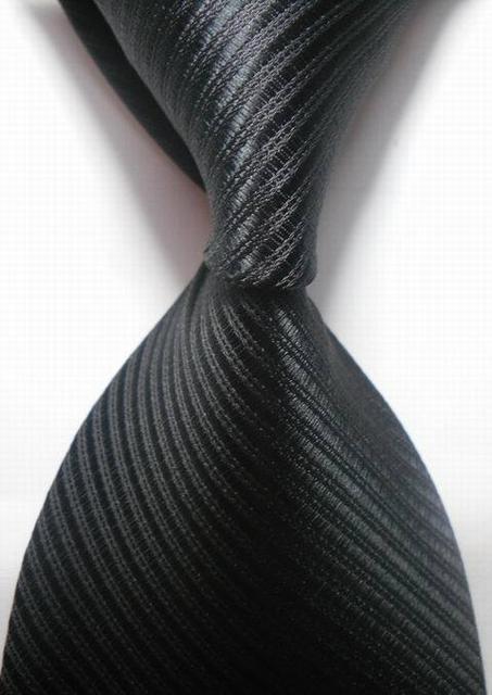 Černá kravata - skladem,