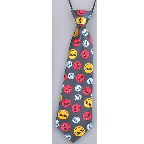 Dětská kravata se vzorem,