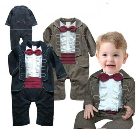 Dětský oblek s kanýrkem - skladem, 80