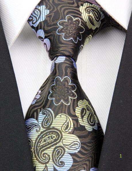 Hnede kravaty - ruzne druhy,
