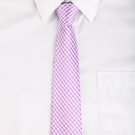 Kostičkovaná kravata,