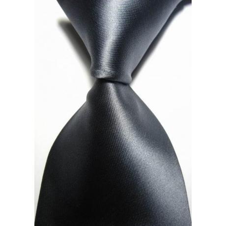 Lesklá svatební kravata - skladem,
