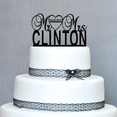 Ozdoba na dort s vaším jménem,