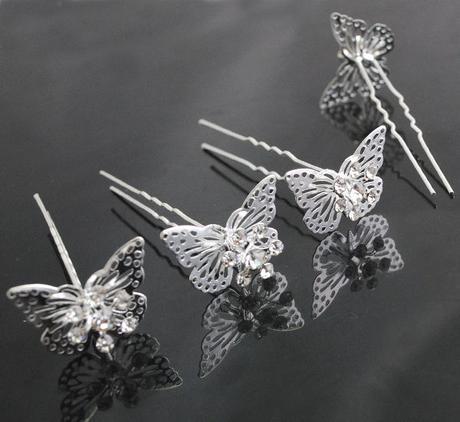 Vlásenky - motýlek ,