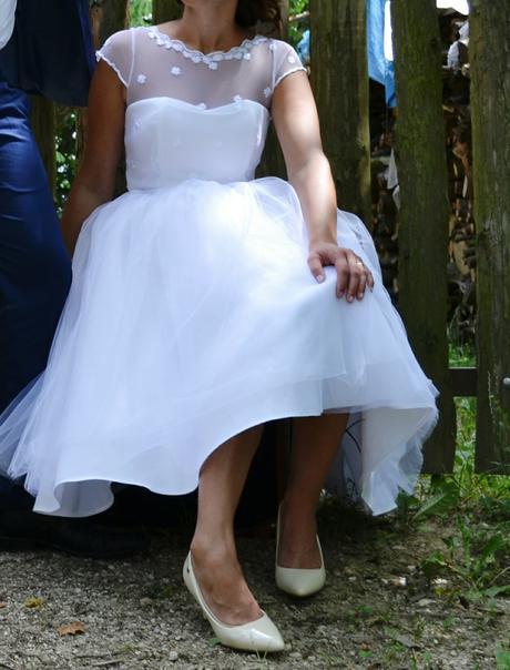 Retro svadobné šaty , 37