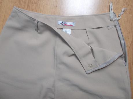 kalhotový kostýmek, 38
