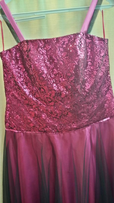 Spoločenske šaty veľ.38-42, 42