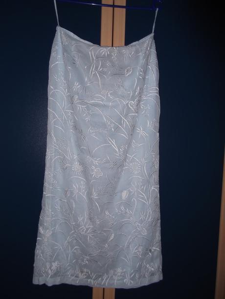 Dlouhá vyšívaná sukně  Next, 38