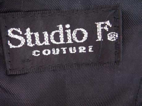 Elegantná dámska vestička Studio F couture , XS
