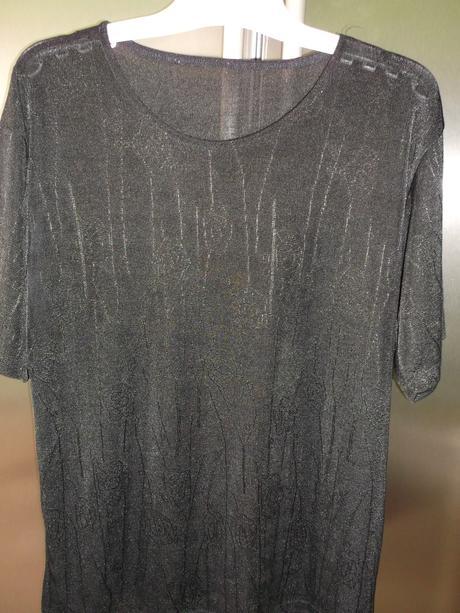 Elegantné dámske  tričko , XL