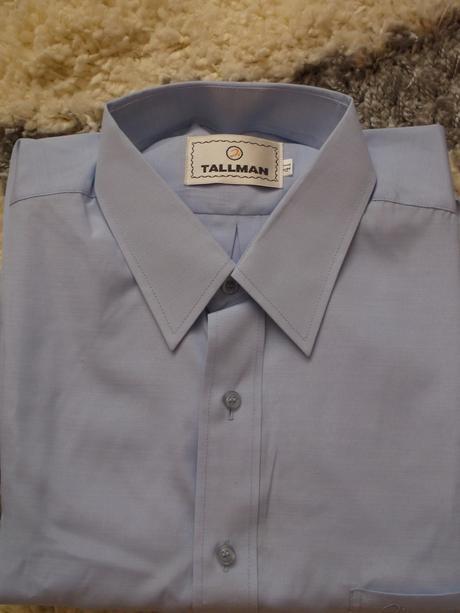 Pánska košeľa veľ. 41 + darček kravata, 40