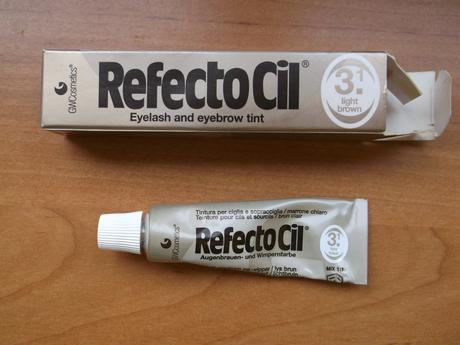 RefectoCil farba na obočie a mihalnice,