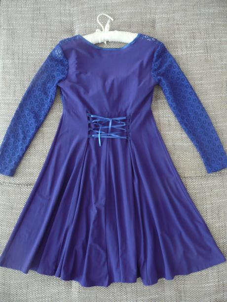 Luxusné šaty aj pre tehuľky, 36