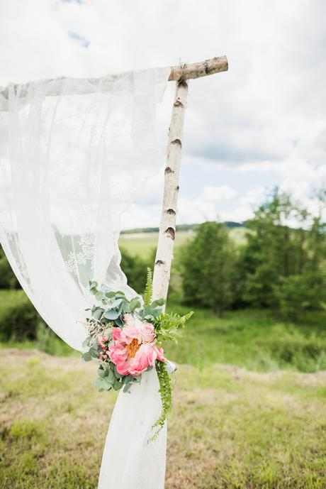 dekorace z rustic svatby,