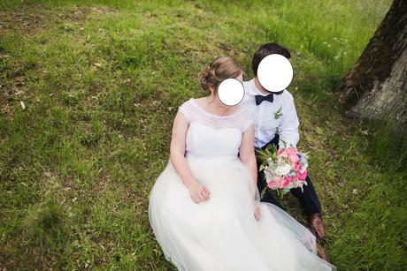 svatební šaty (velikost 42-46), 44