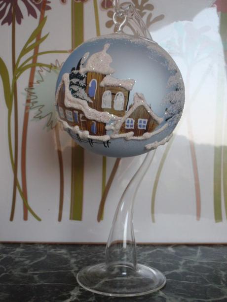 Vánoce-Vánoční Dekorace-Koule-Svícen,