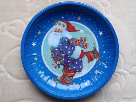 Vánoce-Vánoční Dekorace-Podnos-Talíř,