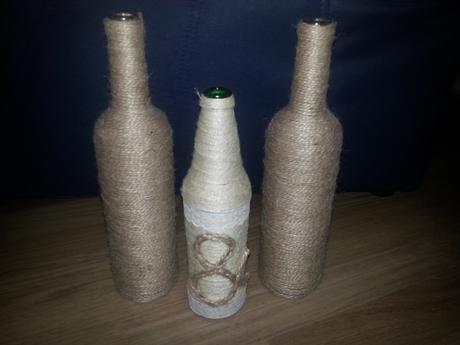 ručně dělané vázy,