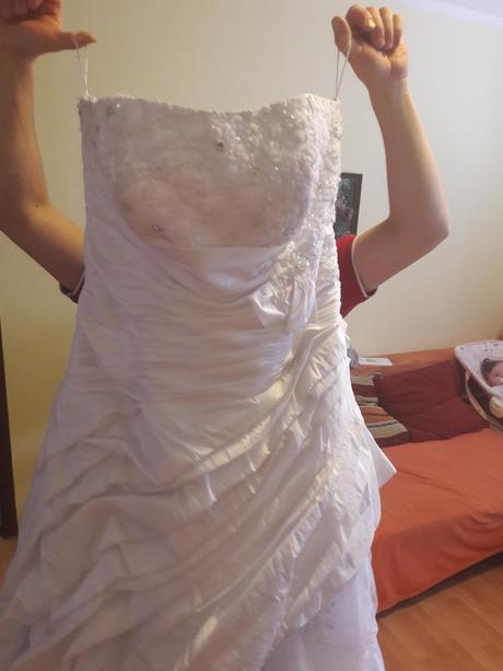 Svadobne šaty 46, 46