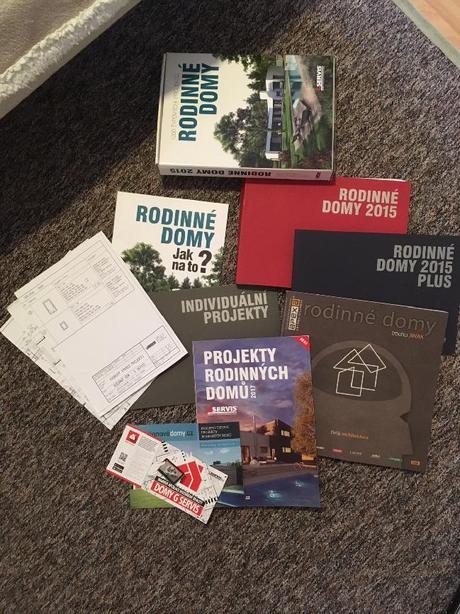 Katalogy projektů,