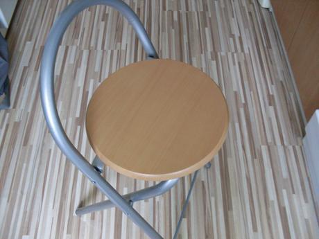 Skladacia stolička Jysk,