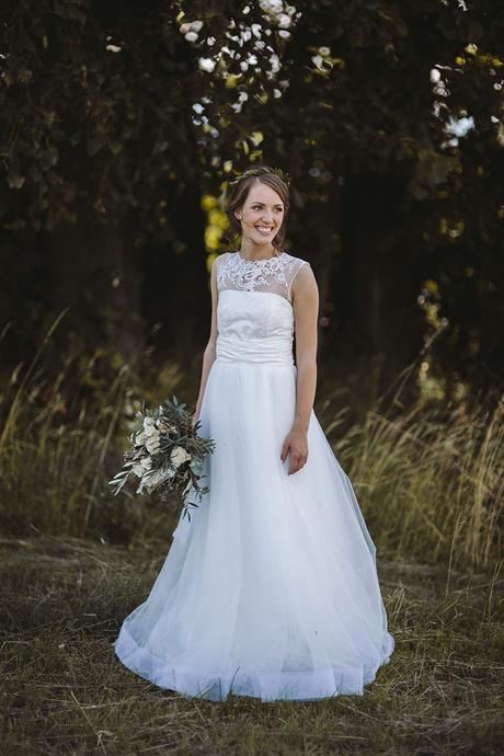 Šaty s jemnou čipkou od návrhárky Zarina Šimkovič, 34