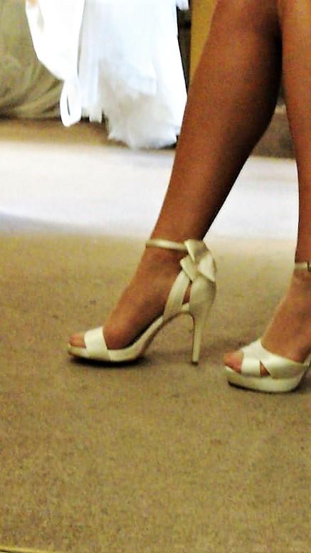 Svatební boty Menbur, 37