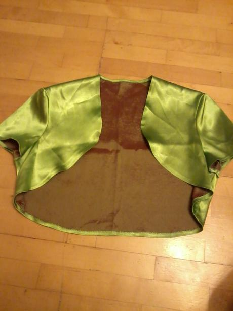 Zelene šaty 38-40, 38