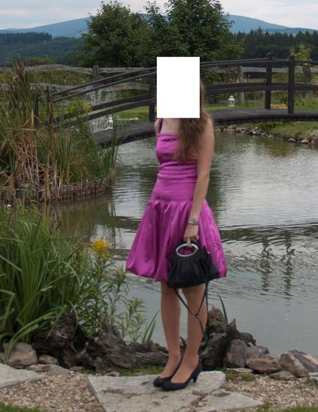 Obojstranbé šaty, 36