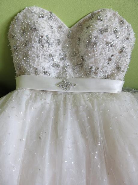 Svadobné šaty Ronald Joyce, 36
