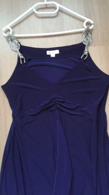 šaty pre moletku, 48