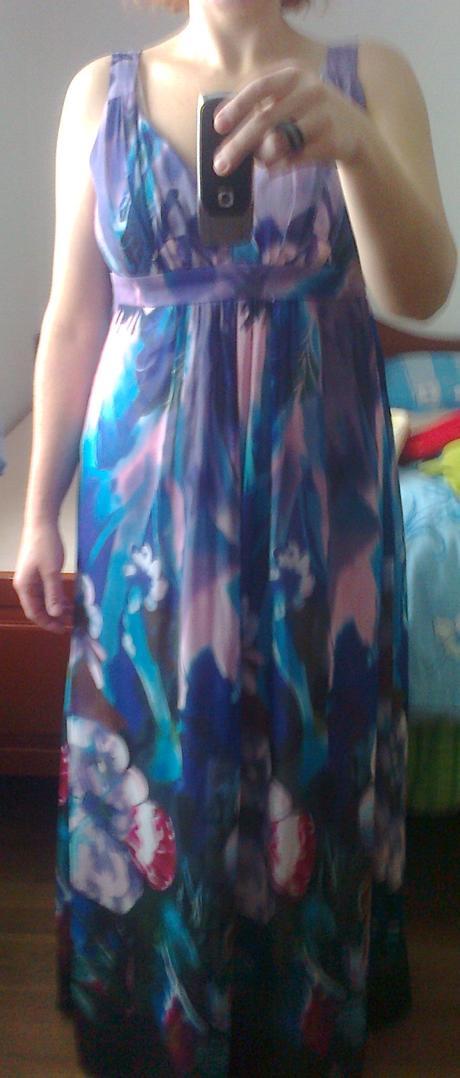 spločenske šaty, 42