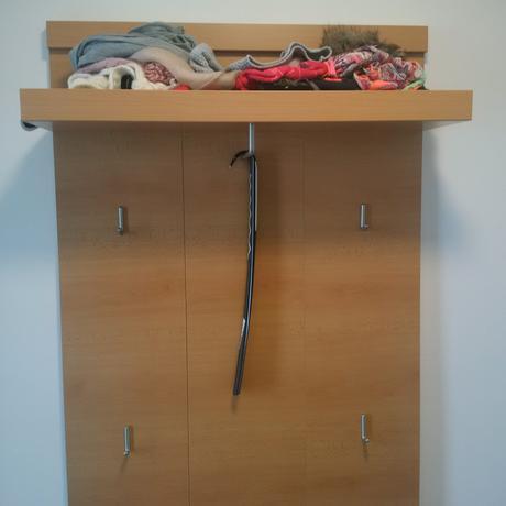Nábytok do predsiene IKEA,