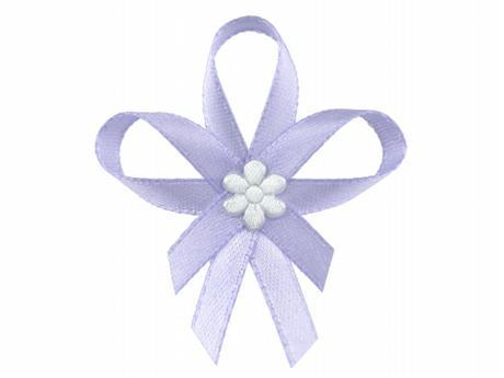 Svadobné pierka - svetlo fialová ,