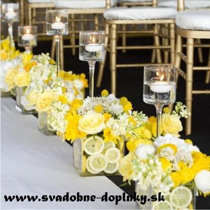 Svietnik/váza, 33 cm,