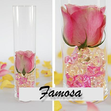 """Váza """"valec"""" 30 cm ,"""
