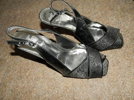 elegantné sandále 38, 38